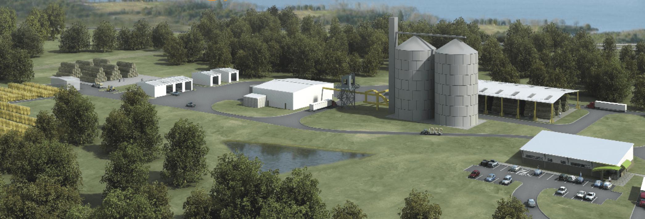 Genera Biomass Innovation Park